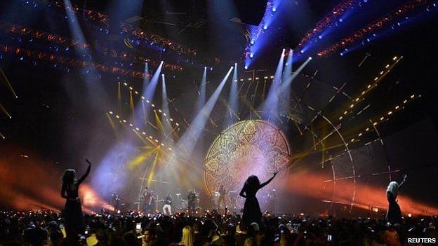 Los premios MTV Europe Music Awards se entregarán este año en Londres