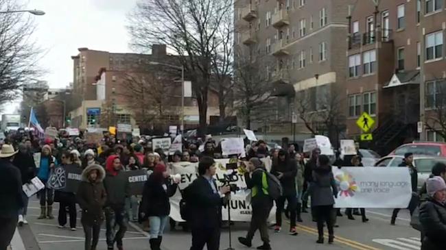 """Restaurantes y escuelas impactados por la protesta """"Un día sin inmigrantes"""""""