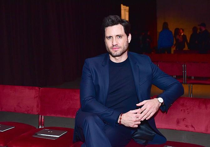 "Édgar Ramírez protagonizará la serie ""Versace: American Crime Story"""