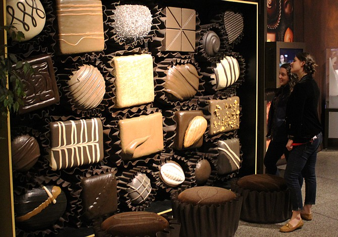 El museo de ciencias de Boston y su aroma a chocolate