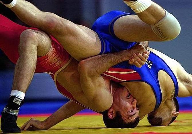Mundial de Lucha en Irán con participación estadounidense