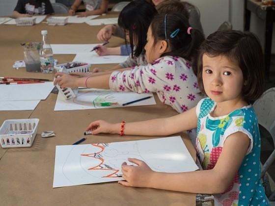 Los niños tendrán su semana de vacaciones en el Museo de Bellas Artes de Boston