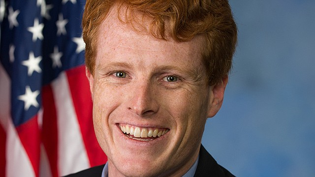 Congresista Joe Kennedy III