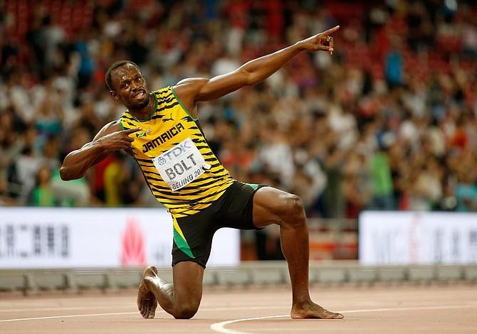 Bolt podría recuperar oro perdido por dopaje de Carter