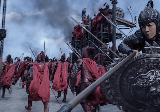 La aventura china de Matt Damon llega a los cines