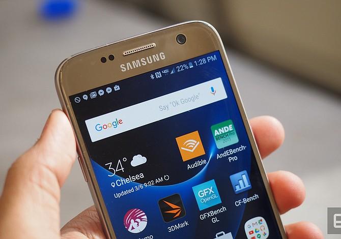 Samsung usará baterías de Sony para Galaxy S8