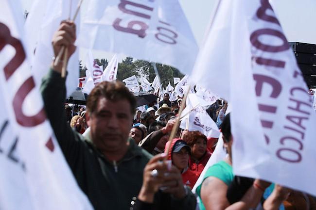 Un populista mexicano surge para enfrentarse a la América de Trump