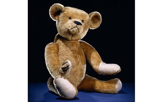 """""""Teddy"""" Bear: la historia de un oso presidencial"""
