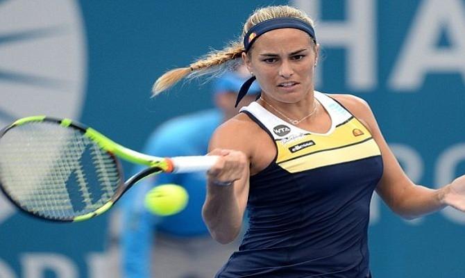 Mónica Puig inicia con buen pie el torneo de Dubái