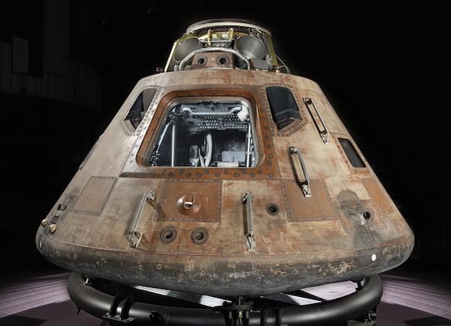 El Smithsonian anuncia la gira nacional de una exhibición para conmemorar el 50 aniversario del aterrizaje lunar