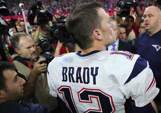 ¿Cuánto vale la camiseta extraviada de Brady?