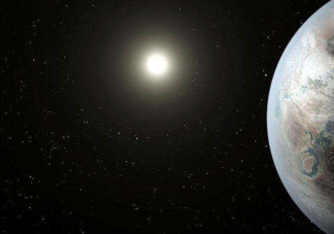 Sistema estelar cercano tiene siete planetas similares a la Tierra