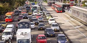 Bogotá es la ciudad latinoamericana con el peor tráfico vehicular