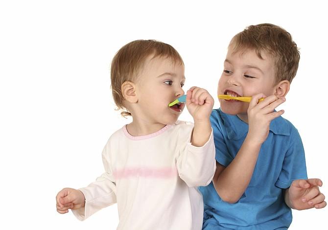 Higiene y disciplina en los niños