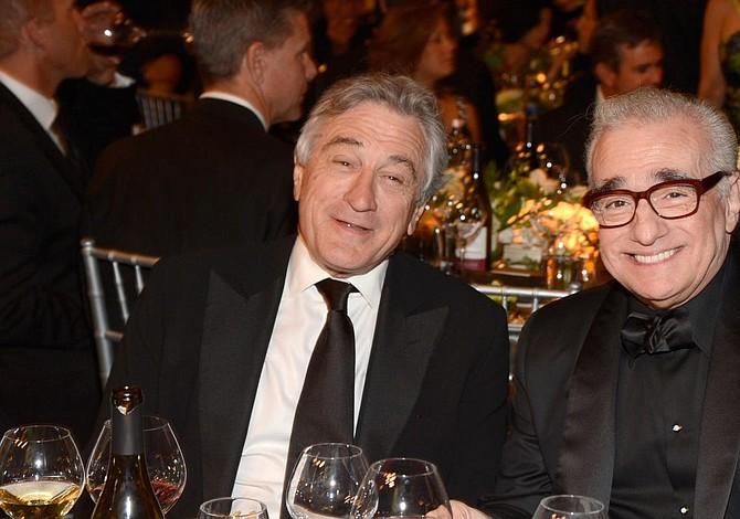 Netflix tiene los derechos del nuevo proyecto de Scorsese y De Niro