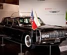 El Linconl Continental de los 60 fue uno de los preferidos por los Papas