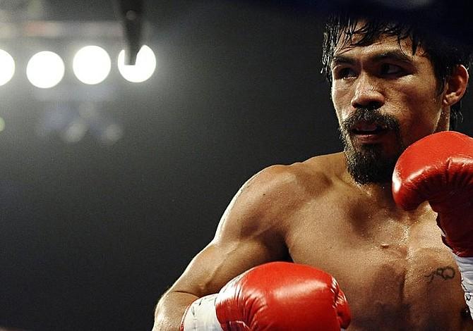 Manny Pacquiao enfrentará a Amir Khan el 23 de abril