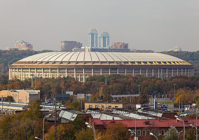 Messi y Argentina inaugurarán estadio de la final Mundial de 2018