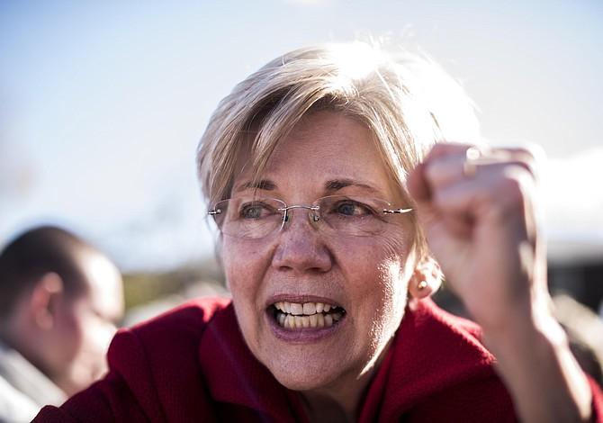 Elizabeth Warren fue reelegida para el Senado de EE.UU.