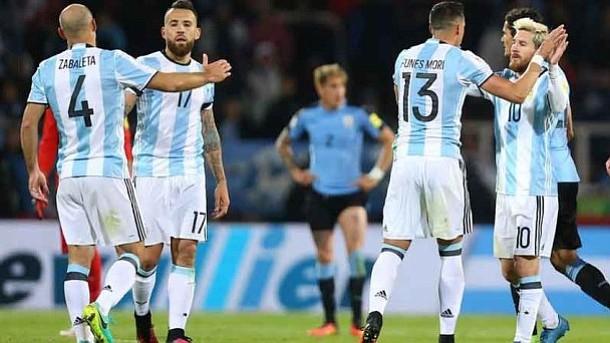 Messi y Argentina inaugurarán estadio donde se jugará la final Mundial 2018
