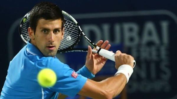 Novak Djokovic bailó y habló español en México donde esperan verlo en la final contra Nadal