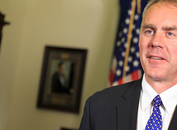 Senate Approves Ryan Zinke As New Interior Secretary El Sol Latino Newspaper Philadelphia