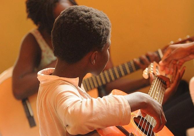 La música y su importancia en el desarrollo de los niños