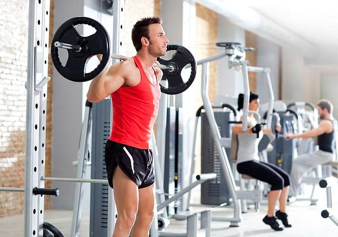 6 razones para trabajar piernas en el gym