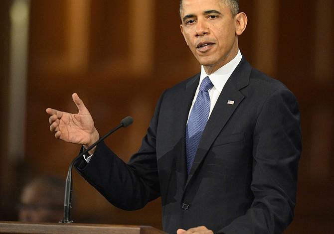 Obama viene a Boston para recibir un premio