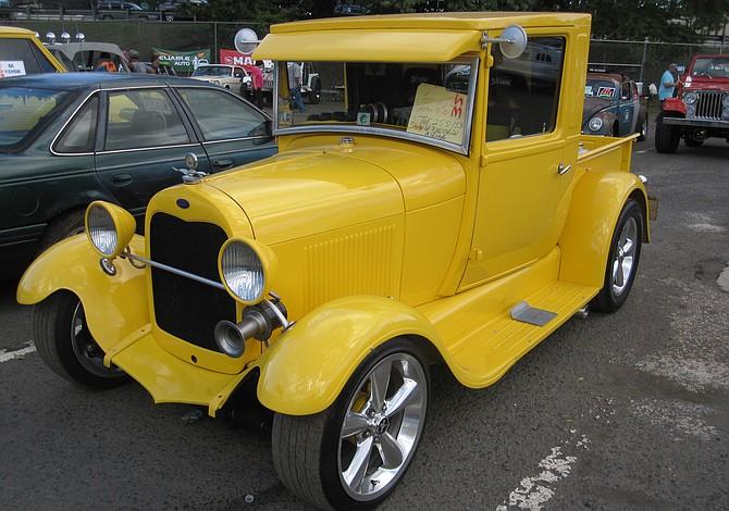 Más de 5.000 en Feria de Autos Antiguos de Puerto Rico