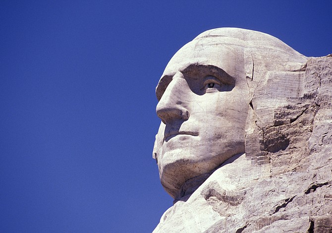 Diez datos curiosos sobre George Washington