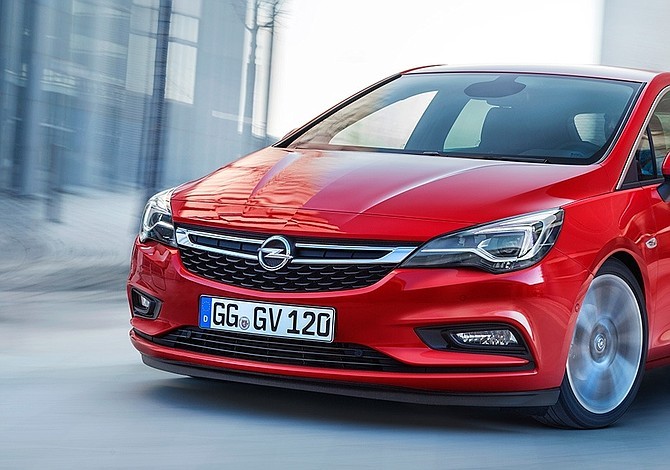 GM vendió  Opel  y redujo tamaño