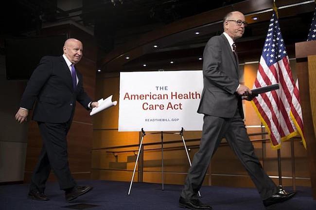 Proyecto republicano de salud: qué quedaría y qué no del Obamacare