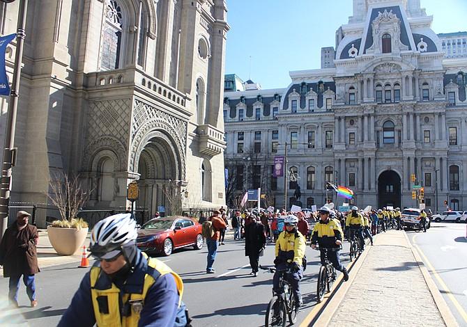 Organizaciones de Filadelfia continúan movilizaciones contra política migratoria de Trump