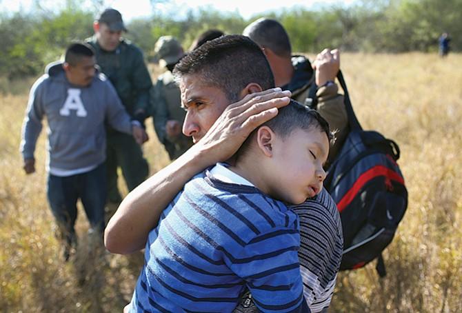 Gobierno retendría a hijos de inmigrantes indocumentados