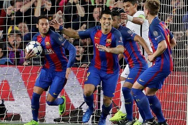 ¡HÉROES! Barcelona goleó al PSG y cumple una mágica remontada en Champions
