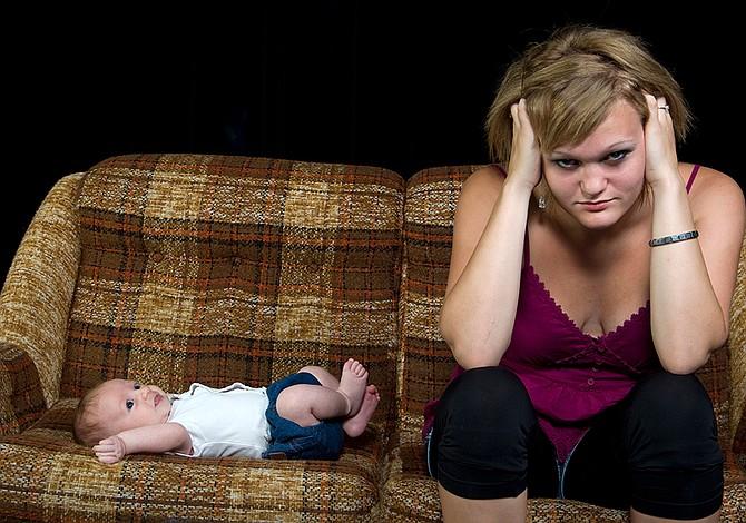 ¿Cómo identificar la depresión post-parto?