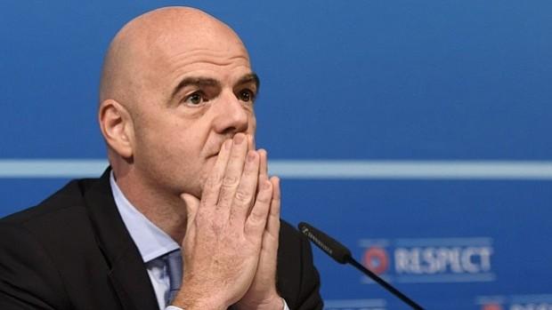 """El presidente de FIFA tilda de """"increíble"""" la victoria del Barcelona"""