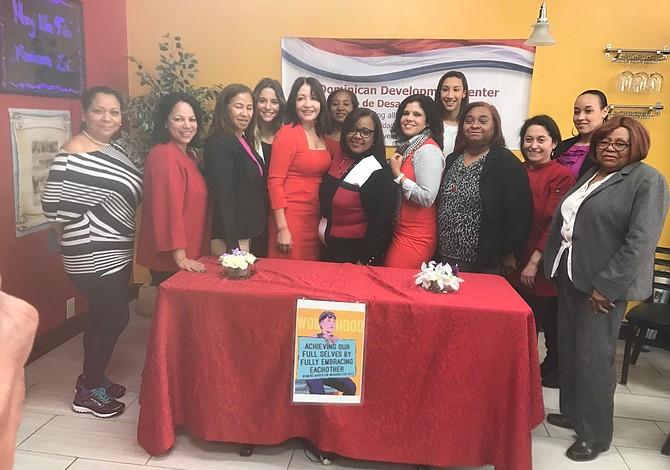 16 DE MARZO: Conferencia Internacional de Mujeres en Boston
