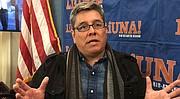 A Ernesto Martínez de El Salvador no le pagaban horas extras, por lo que acudió a LiUNA
