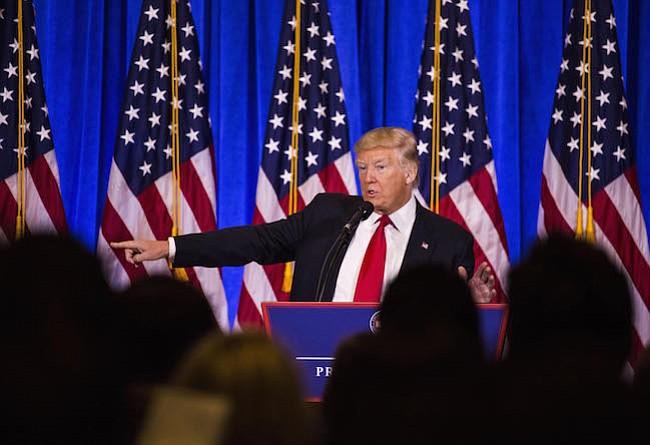 El léxico político de un multimillonario populista
