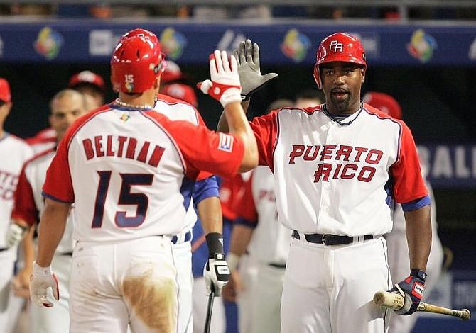 Puerto Rico lleva dos triunfos en Clásico de Béisbol