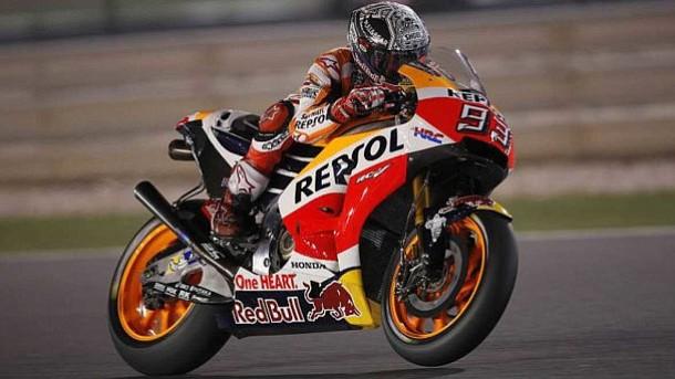 """Márquez: """"Llegamos a un nivel óptimo para optar al podio desde el principio"""""""