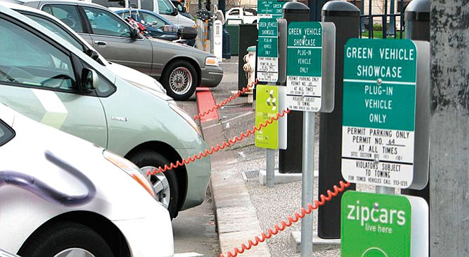 Ciudades buscan 10,000 millones en autos eléctricos