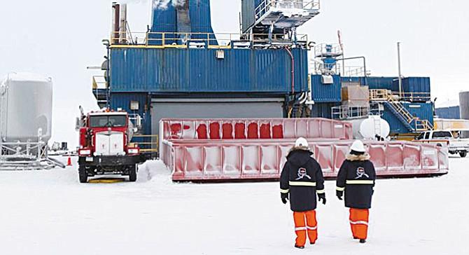 Hallaron gran yacimiento petrolero en Alaska