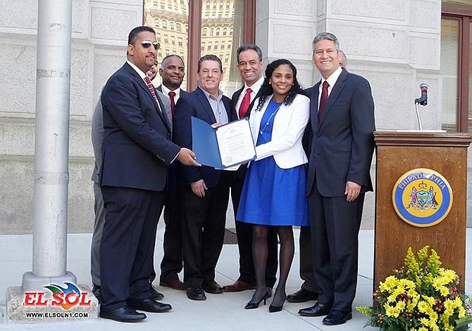 República Dominicana PRESENTE!