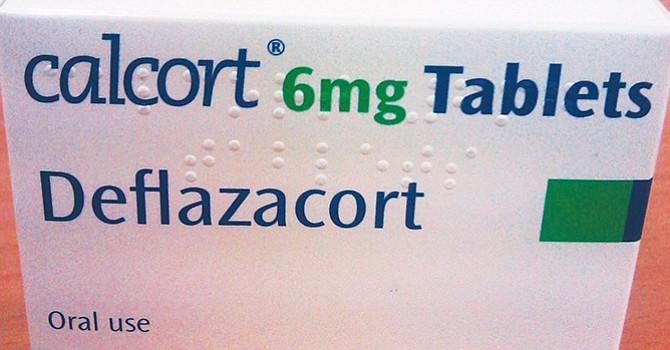 Deflacazort, uno de los medicamentos controversiales por su alto precio. Foto-Cortesía: images.search.yahoo.com