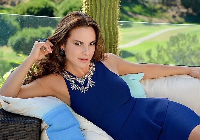 """Kate del Castillo casi vive su propia historia en """"Ingobernable"""""""