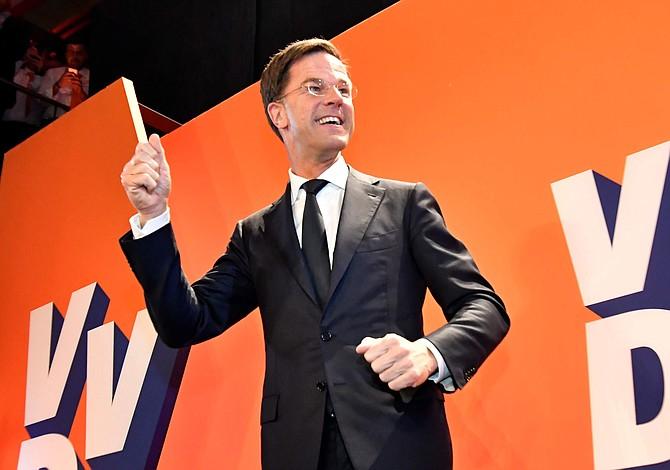 Rutte ganó las elecciones en Holanda y derrotó el ultraderechismo