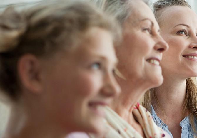 Un algoritmo te permite saber cómo serás a los 60 años